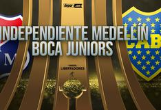 Boca vs Independiente Medellín EN VIVO en ESPN: minuto e incidencias por Copa Libertadores