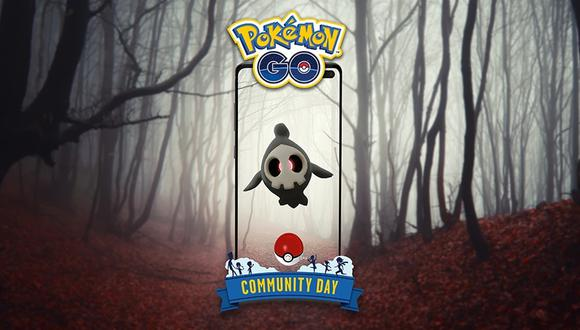 Pokémon GO: fecha, hora y todos los detalles del Día de la Comunidad de Duskull. (Foto: Niantic)