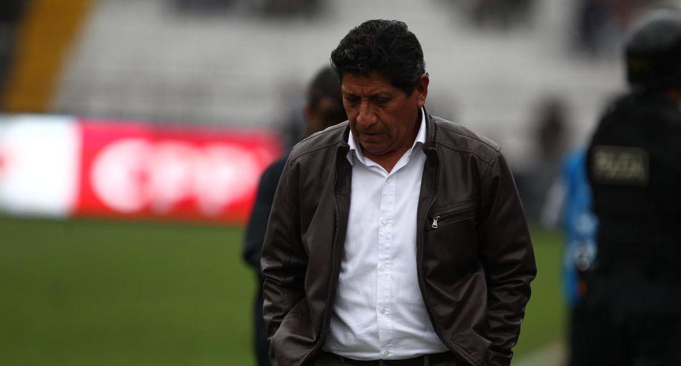 Javier Arce lamentó pedirle a  Juan Pablo Vergara que se quede en Binacional. (Foto: GEC)