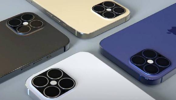 Apple: filtran los precios y detalles técnicos del iPhone 12