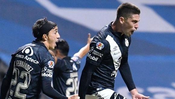 Fernández y Ormeño volverán a jugar juntos en León (Foto: Agencias)