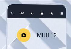 Así puedes cambiar el color de la cámara de Xiaomi en MIUI 12