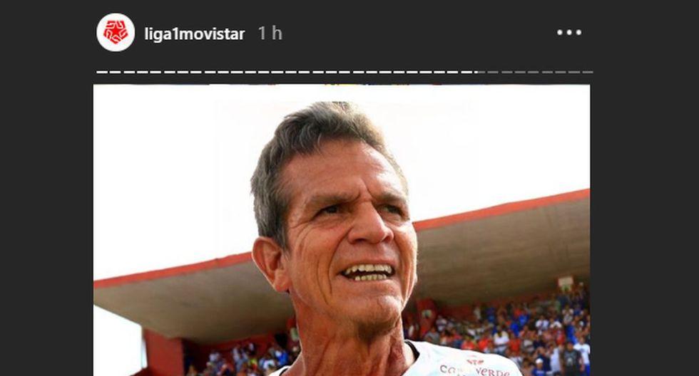 Osnar Noronha - Carlos A. Mannucci (Foto: Liga 1)
