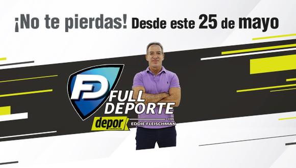 Full Deporte llega al YouTube del Diario Depor.