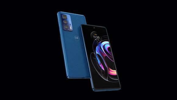 Conoce todos los detalles de los nuevos Motorola Edge 20 Pro y Edge 20 Lite. (Foto: Motorola)