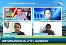 'Full Deporte por Depor': el análisis de la derrota de Universitario ante Palmeiras por Copa Libertadores