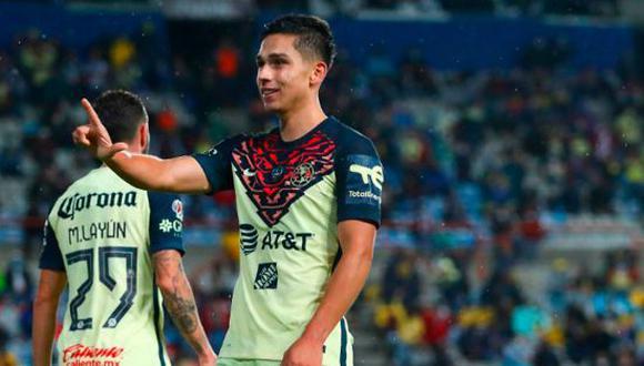 América igualó 1-1 con Pachuca en el duelo por la Jornada 11 del Apertura 2021 de la Liga MX. (Foto: Liga MX)