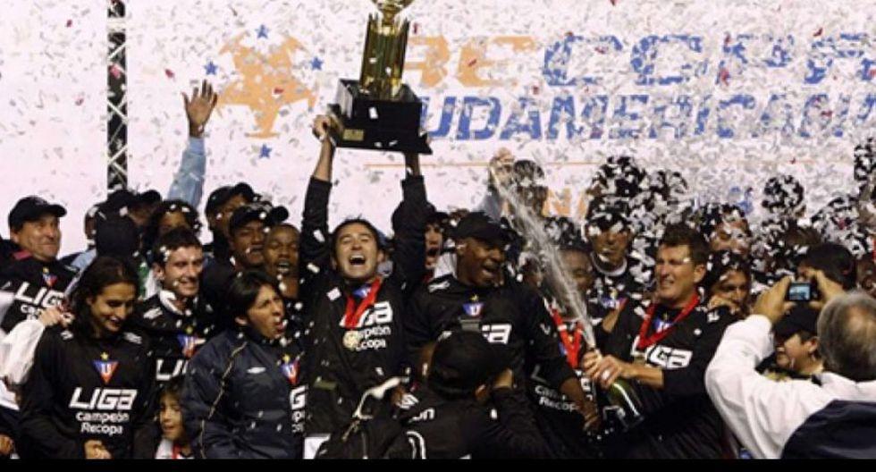 Liga de Quito 2009