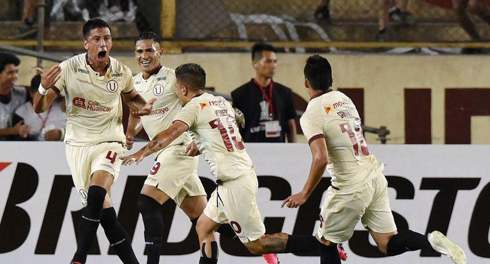 Universitario venció 1-0 a Carabobo por la fase 1 de Copa Libertadores 2020. (AFP)