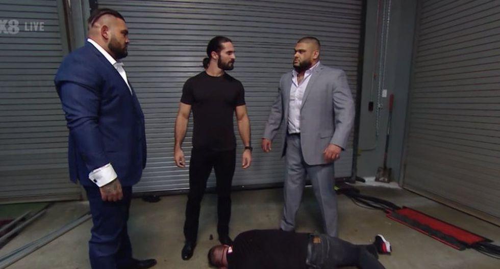 Seth Rollins y AOP masacraron a Kevin Owens. (Foto: WWE)