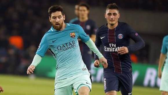 Barcelona y PSG se verán las caras en los octavos de la Champions League. (Foto: Agencias)