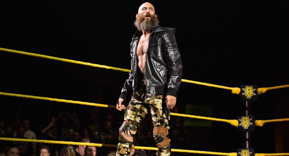 Tommaso Ciampa fue recientemente el capitán del equipo de NXT en Survivor Series 2019. (Foto: WWE)