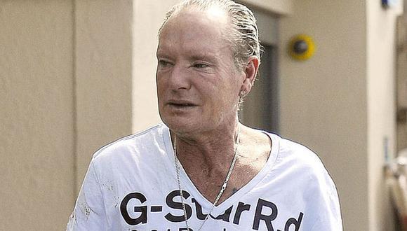 Paul Gascoigne, mítico ex jugador de la selección de Inglaterra, se refirió a su recaída en el alcoholismo. (Foto: Agencias)