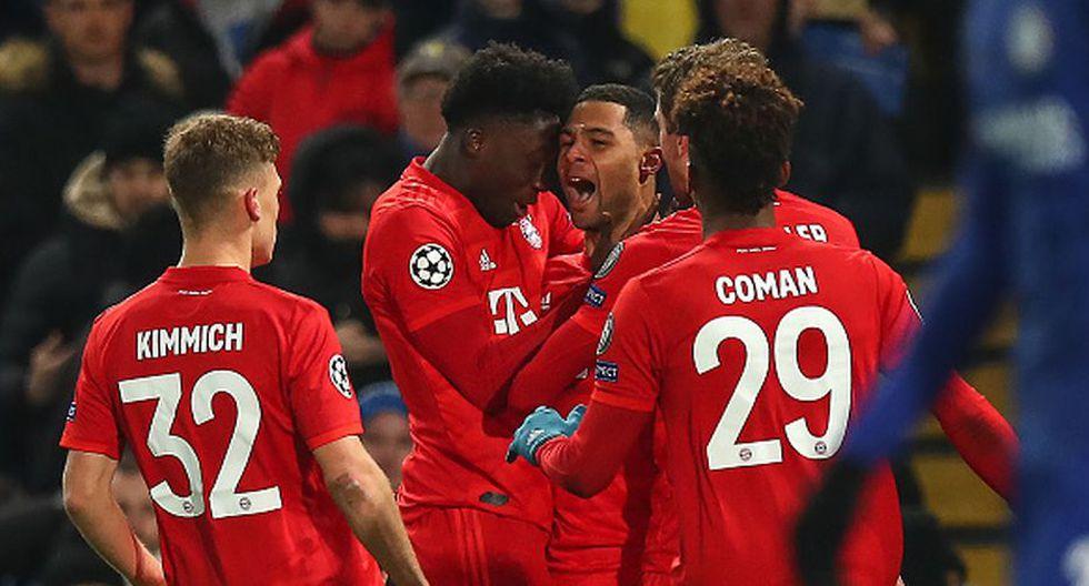 ¡Desde Stamford Bridge! Bayern Munich vs. Chelsea EN VIVO chocan por octavos de final de Champions League. (Getty)