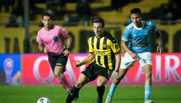 Sporting Cristal vs. Peñarol, por la Sudamericana (Foto: Peñarol)