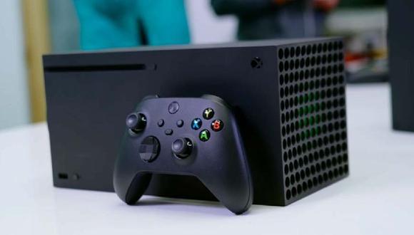 La lista de los primeros juegos optimizados para Xbox Series X