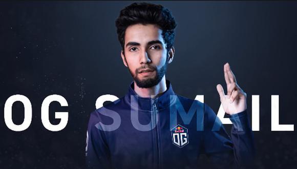 Dota 2: 'SumaiL' se une a OG, equipo campeón de 'The International 2019'. (Foto: OG)