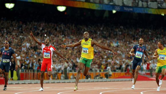 Usain Bolt tenía el récord mundial de 200 metros desde el 2003. (Foto: Getty Images)