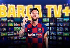 El Barça lanza su propio 'Netflix', el proyecto digital más ambicioso de todos al que querrás acceder