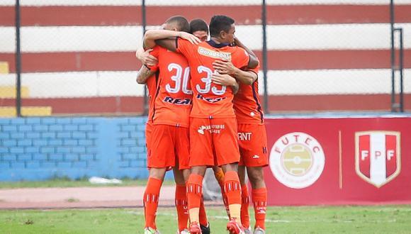 César Vallejo venció 2-0 a Municipal, por la Fase 2. (Foto: Liga 1)