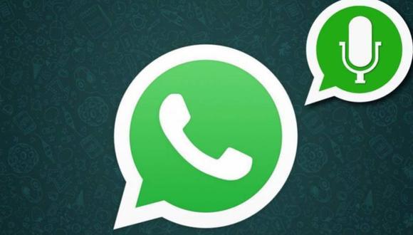 ¿Quieres ahorrar tiempo? Conoce cómo acelerar tus notas de audio en WhatsApp Web. (Foto: WhatsApp)