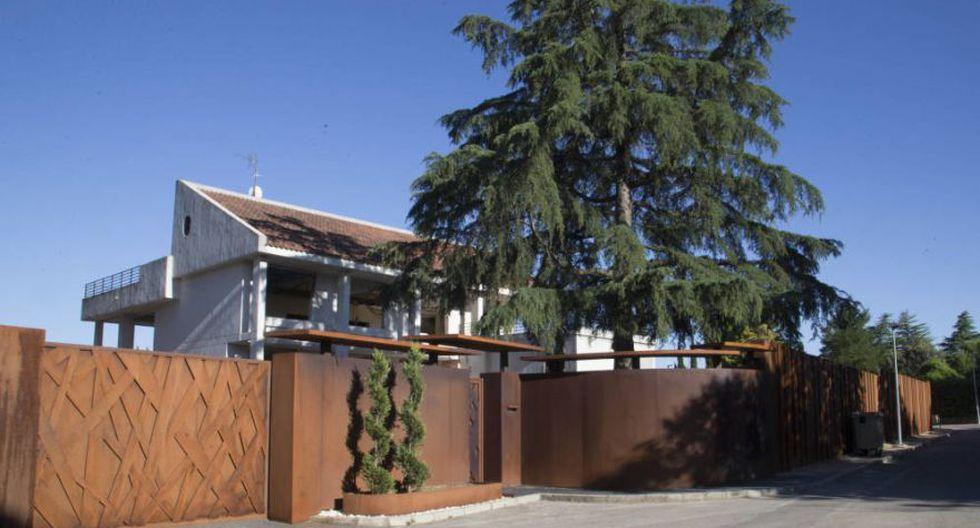 Casa Sergio Ramos (Foto: Twitter)