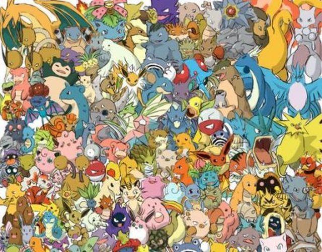 Halla a Spearow entre los Pokémones de este reto visual. (Difusión)