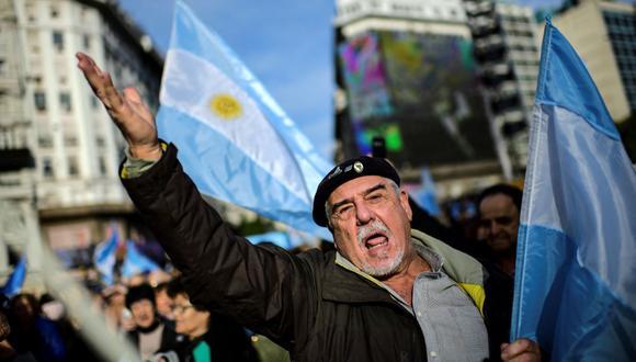PASO 2021: Argentina celebra este domingo unas elecciones primarias que definirán los candidatos para las legislativas de noviembre. (RONALDO SCHEMIDT / AFP).