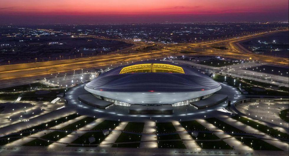Estadio Al Janoub Ubicación: Al Wakrah, Catar | Capacidad: 40.000 espectadores.
