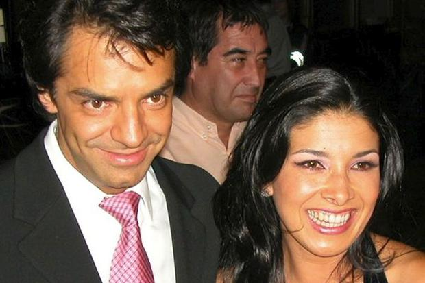 The actress of the P.Luche Family revealed that it was a somewhat difficult relationship that she lived with Eugenio Derbez