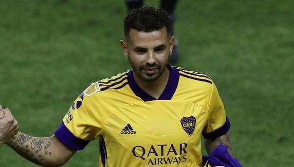 Edwin Cardona ya se ha perdido tres partidos de Boca Juniors. (Foto: AFP)