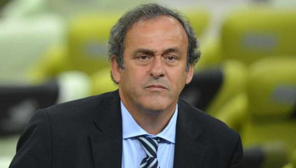 Michel Platini brilló en la Juventus y fue el rival deportivo de Maradona en la Serie A. (Foto: AFP)