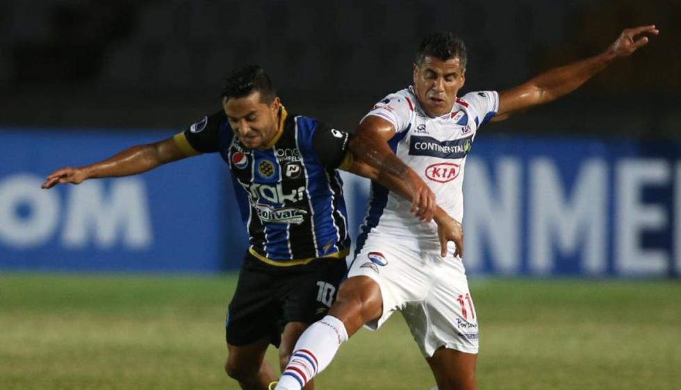 Nacional venció a Mineros en los penales y avanzó en la Sudamericana (Foto: Agencias).