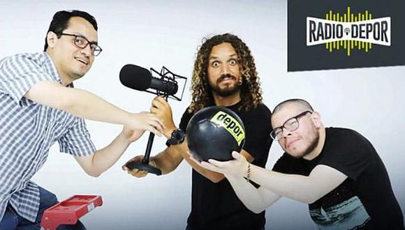 Todas las semanas un episodio de Pase del Desprecio en Radio Depor. (Foto: Depor)