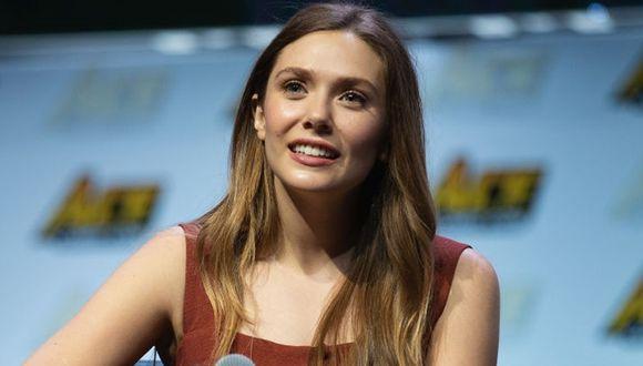 Elizabeth Olsen (Foto: Getty)