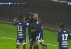 Emanuel Herrera completó un 'hat-trick' con doblete en menos de un minuto [VIDEO]