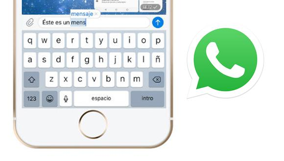 Conoce el truco para desactivar el auto corrector de WhatsApp. (Foto: Los replicantes)