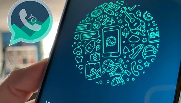 Conoce todos los detalles de YOWhatsApp: cómo descargarlo e instalarlo en tu celular. (Foto: Depor)
