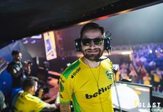 CS: GO: 'FalleN', el astro brasilero, es fichado por Team Liquid