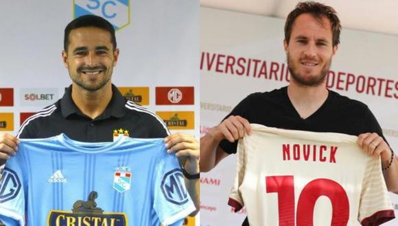 Universitario y Sporting Cristal podrán jugar con sus extranjeros en cancha. (Foto: prensa del club)