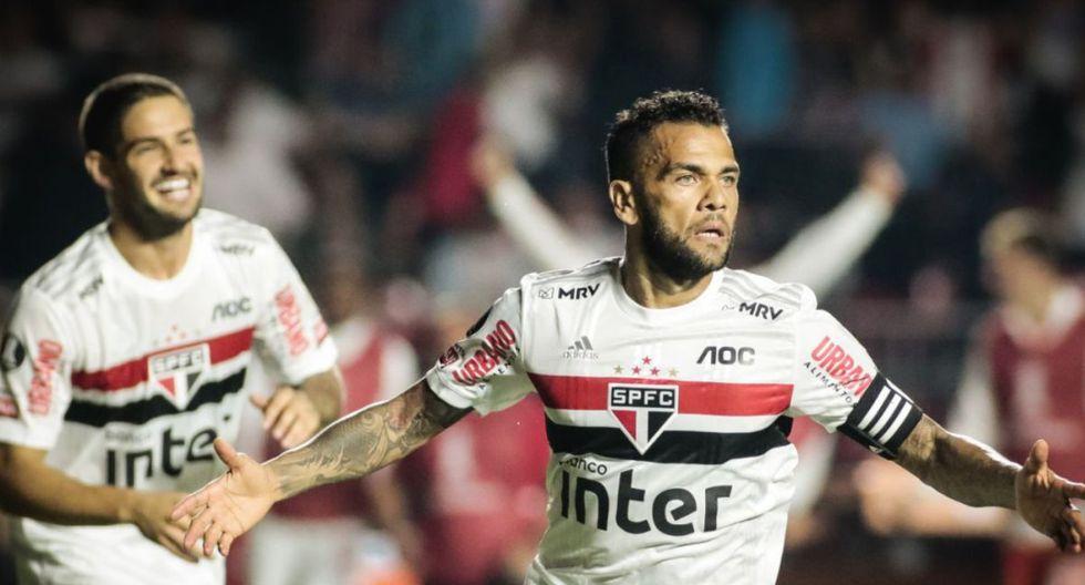 Sao Paulo goleó a Liga de Quito en el Morumbí por el Grupo D de la Copa Libertadores 2020.