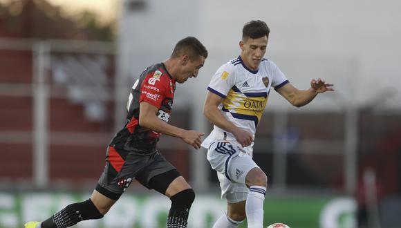 Boca no pudo en su visita a Patronato en Paraná. (Foto: Boca Jrs.)