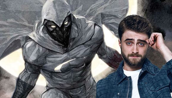 Marvel: Daniel Radcliffe estaría en la mira para ser el Caballero Luna en Moon Knight.
