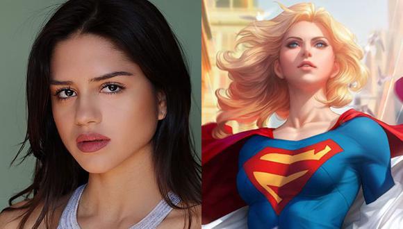 Supergirl: Sasha Calle es la actriz elegida para el papel en la cinta The Flash. (Foto: Difusión)