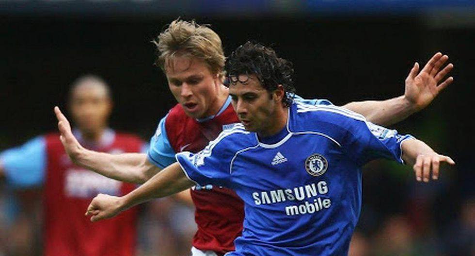 Claudio Pizarro - Chelsea.