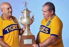 Muere Roberto Gadea, histórico jugador del Tigres UANL que jugó al lado de Gerónimo Barbadillo