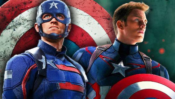 ¿Será que veremos el encuentro de los dos Capitanes América?