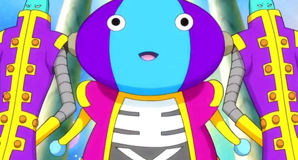 """En el episodio 55 """"Dragon Ball Super"""", Zeno-sama quiere conocer Gokú y """"conversar"""" largamente con él. (Foto: Toei Animation)"""