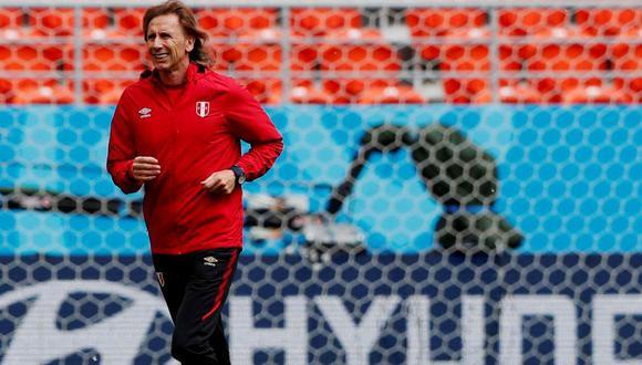 Perú vs. Francia: Ricardo Gareca probó este once en Ekaterimburgo y solo tiene una duda
