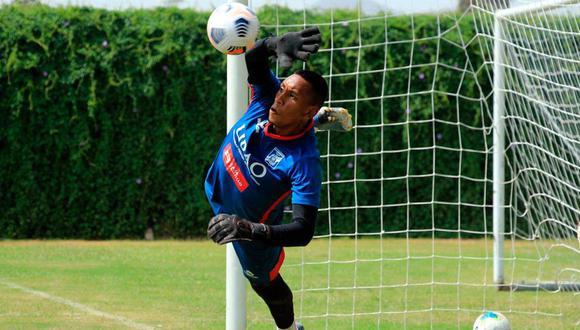 Carlos A. Mannucci retornó a los entrenamientos, tras casos positivos de COVID-19. (Foto: Prensa Tricolor)
